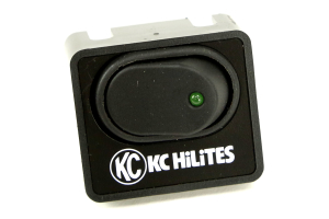 KC Hilites 6in Combo LED Light Bar Black (Part Number: )