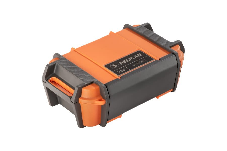 Pelican R60 Personal Utility Case - Orange