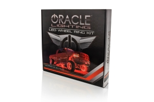 Oracle LED 15in Illuminated Wheel Rings - No Controller