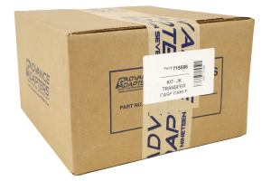 Advance Adapters Transfer Case Cable Shift Upgrade Kit - JK