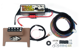 Painless Performance Products Trail Rocker Accessory Control System Tan (Part Number: 57001)