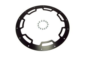 Rugged Ridge XHD Rim Protector, 17 Inch, Satin Black (Part Number: )