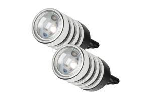 Oracle Reverse Light Bulb, Cool White - Pair - JL