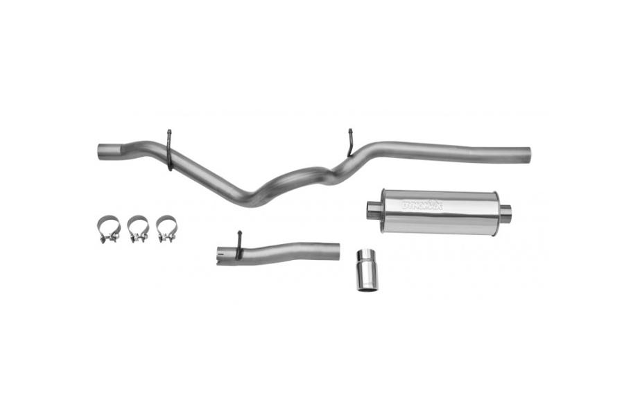 DynoMax Rockcrawler Cat-Back Exhaust System - JK 4dr 2012+