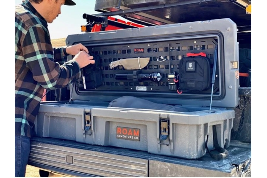Roam Rugged Case MOLLE Panel Insert - 83L