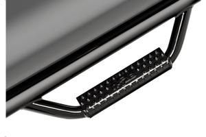 NFab Nerf Step System, Gloss Black - JL 2dr