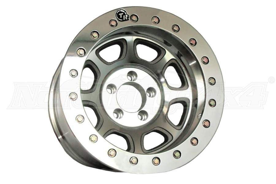 Trail Ready HD Series Aluminum Beadlock Wheels 17x8.5 5x4.5 (Part Number:HD17-12)