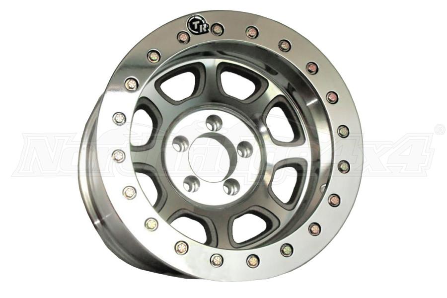 Trail Ready HD Series Aluminum Beadlock Wheels 17x8.5 ( Part Number: HD17-12)