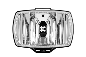 KC HiLites 4inx6in Gravity LED Driving Light Driving Beam Street Legal ( Part Number: 1711)