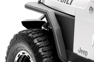 Smittybilt XRC Armor Tube Flared Front Fenders - LJ/TJ