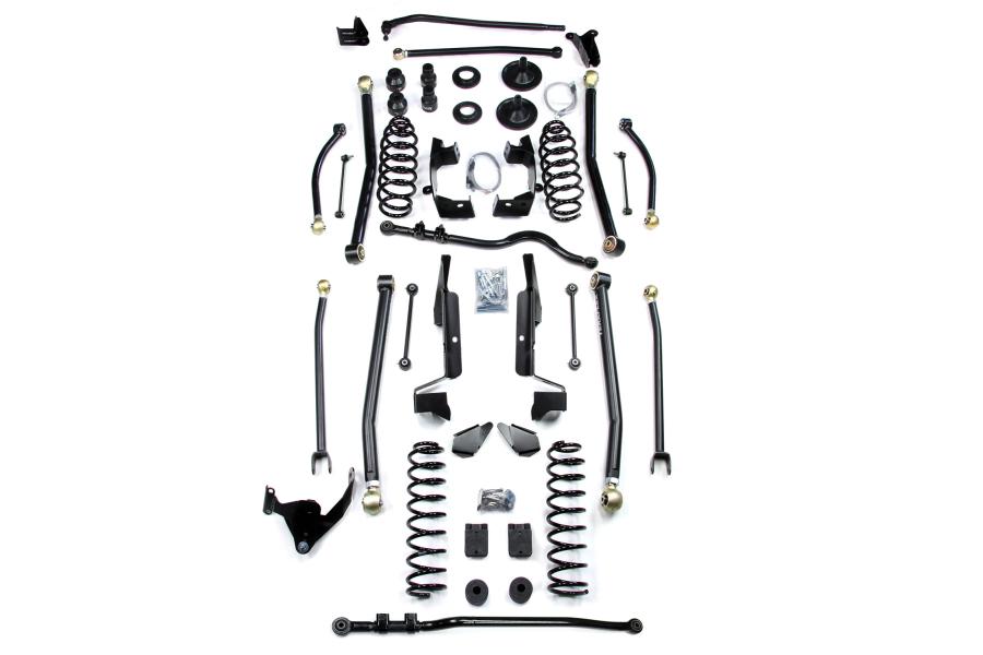 Teraflex Elite LCG 4 Door 6 Inch Long Arm Suspension System W/O Shocks (Part Number:1457600)
