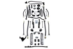 Teraflex Elite LCG 4 Door 6 Inch Long Arm Suspension System W/O Shocks (Part Number: )