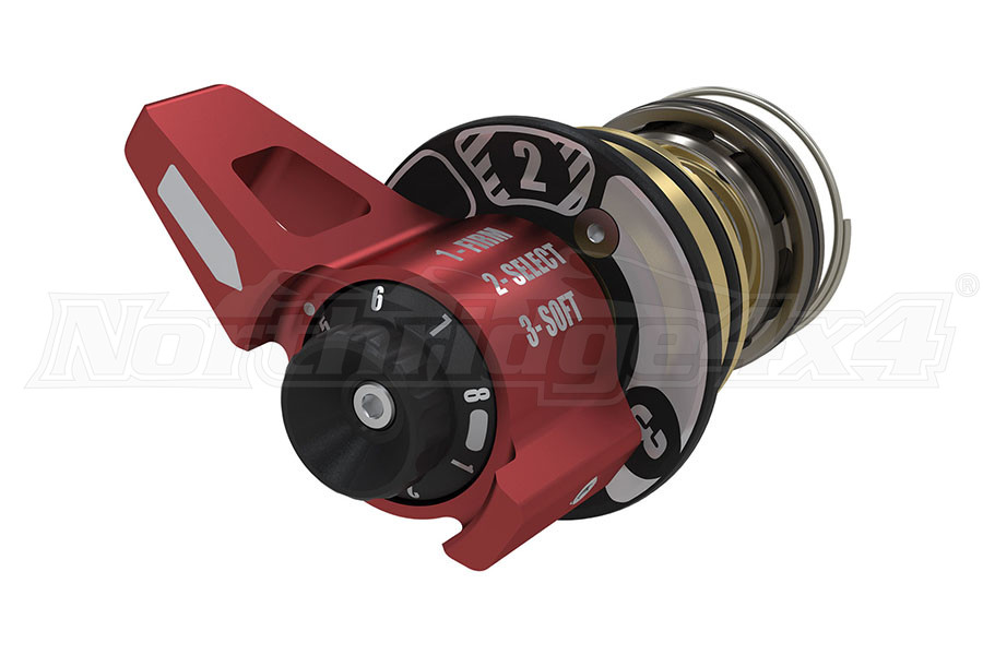 Teraflex Falcon Fast Adjust Knob Upgrade - Single (Part Number:00-10-33-100-160)