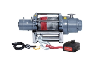 Comeup DV Premium Series 12s Recovery Winch w/ Wire Rope (Part Number: )