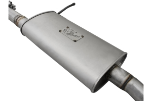 aFe Power Scorpion 2.5in Cat-Back Exhaust System - JK 4DR