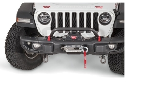 Warn Bumper D-Ring and Recovery Point Accessory - JT/JL