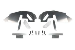FabTech Front Inner Fender Kit  - JT/JL w/ Stock Fenders