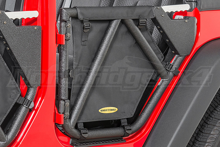 Smittybilt Rear SRC GEN2 Tube Doors  (Part Number:76795)