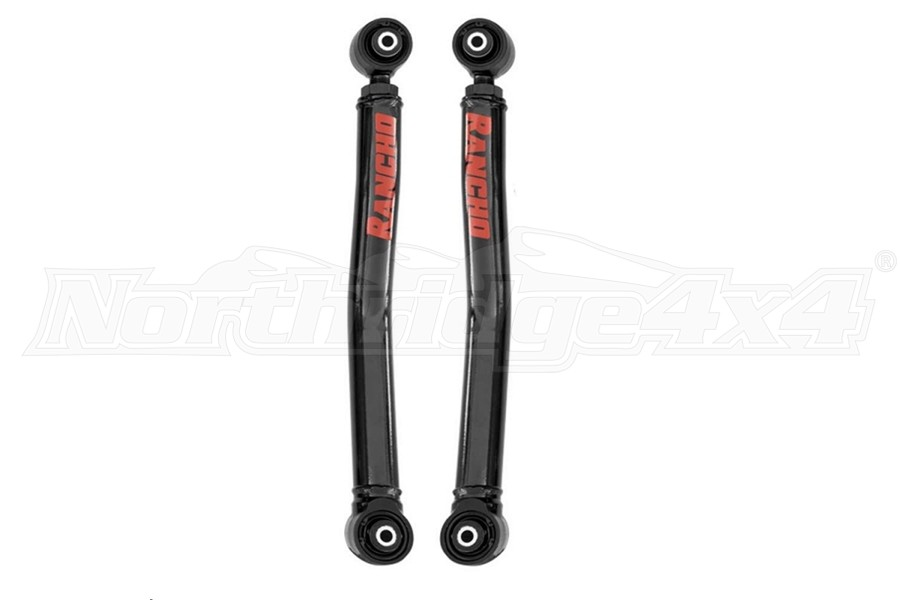 Rancho Performance Front Lower Adjustable Control Arm Kit  - JT/JL