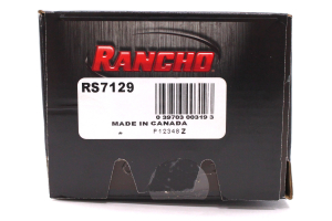 Rancho Performance RS7000MT Series Monotube Shock Rear, 3IN Lift (Part Number: )