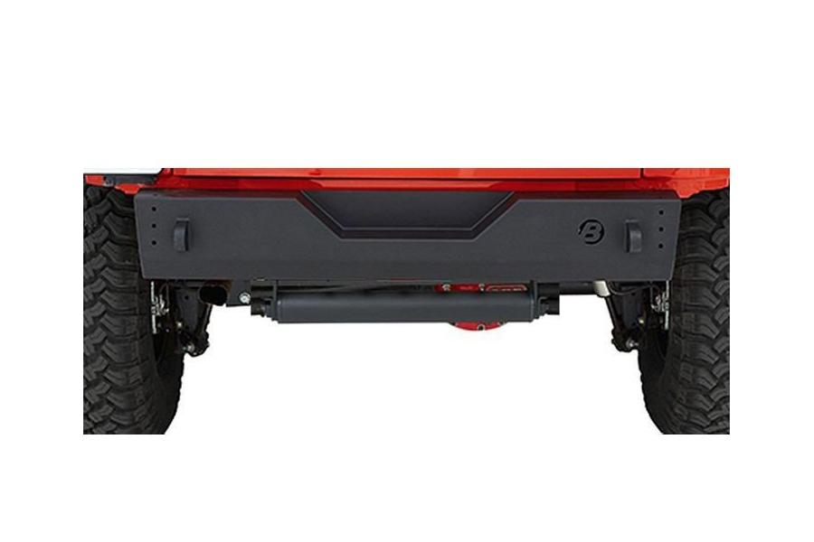 Bestop HighRock 4x4 Modular Departure Roller Kit  (Part Number:44942-01)