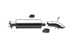 Magnaflow Off Road Pro Series Cat-Back Exhaust - TJ 2000-06