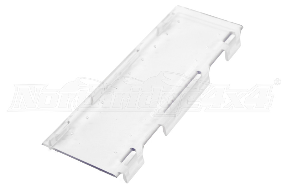 Rigid Industries E-Series Light Cover Clear 10in (Part Number:110923)