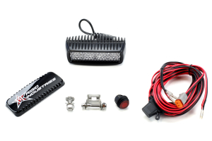 Rigid Industries SR-Q Series Light Bar 60 Degree Diffused (Part Number: )