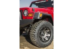 Rugged Ridge XHD Gun Metal Wheel 17x9 5x5 - JT/JL/JK