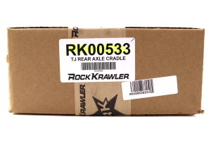 Rock Krawler Universal 4-Link Cradle (Part Number: )