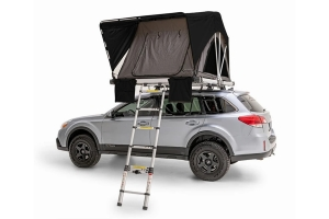 FreeSpirit Recreation High Country Series 55in Roof Top Tent - Grey/Black