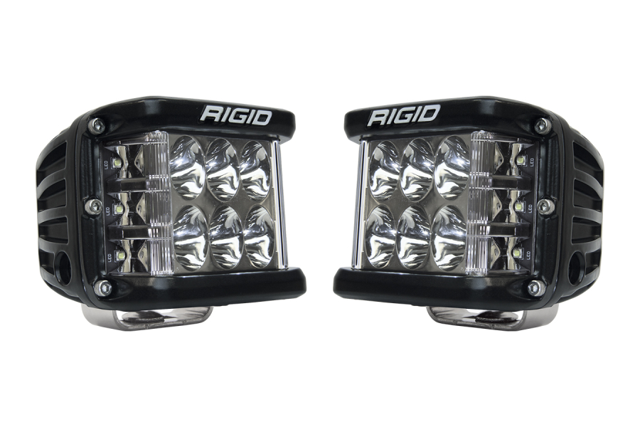 Rigid Industries D-SS PRO Driving Side Shooter LED Cube, Pair (Part Number:262313)