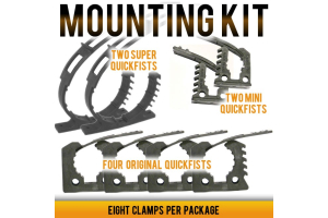 End of the Road Quick Fist Clamp Kit (Part Number: )