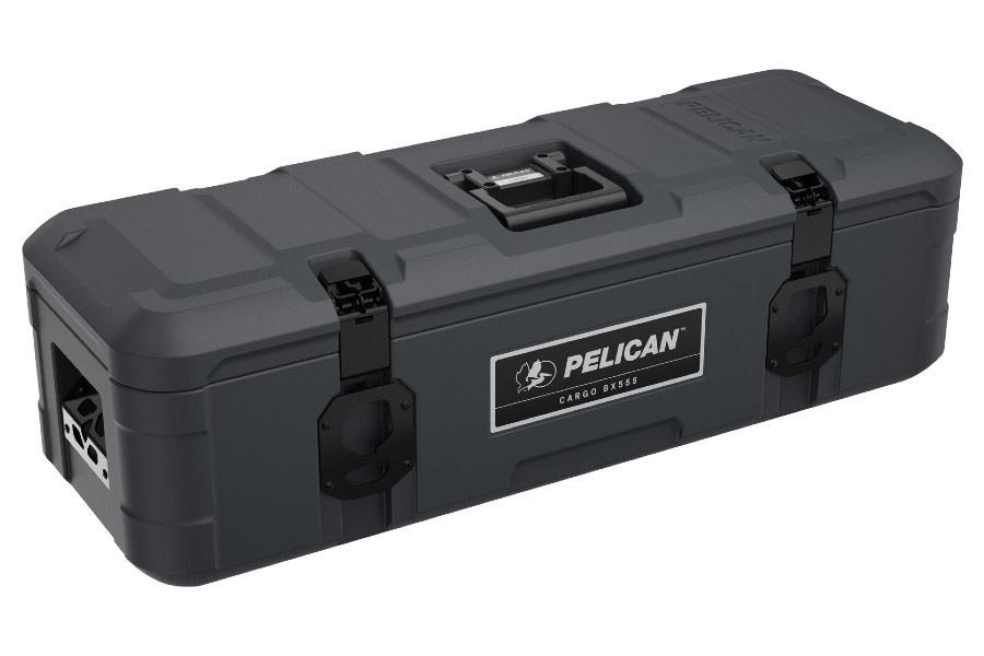 Pelican BX55S Cargo Case - Dark Grey