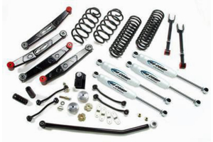 Pro Comp 4in Stage II Lift Kit w/Pro Runner Shocks (Part Number: )