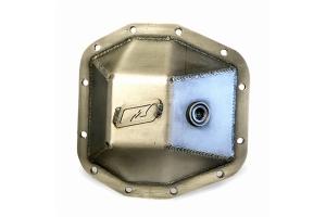 Motobilt Dana 44 Rear Differential Cover - Bare Steel  - JT/JL Rubicon