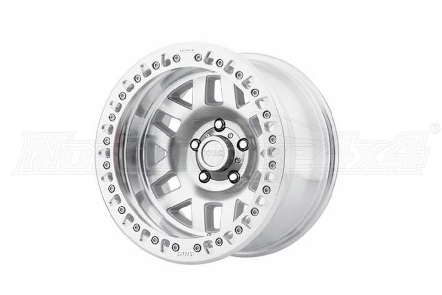 KMC Wheels KM229 Machete Crawl Beadlock Machined Wheel 17X9 8X6.5