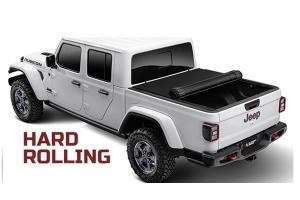 Rugged Ridge Armis Hard Rolling Tonneau Bed Cover  - JT