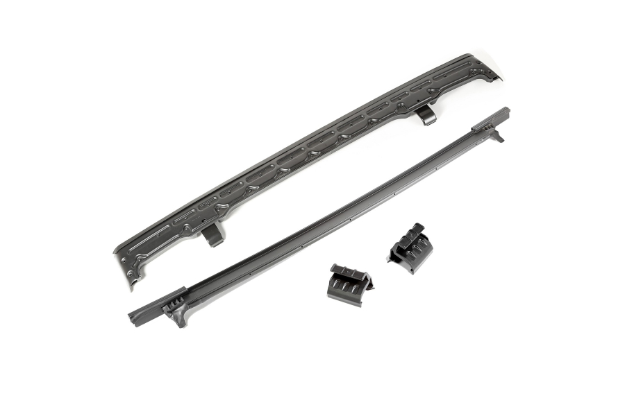 Rugged Ridge Soft Top and Exo-Top Header Kit (Part Number:13516.10)