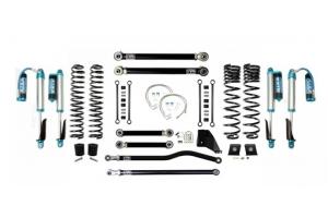 EVO Manufacturing 6.5in Enforcer Stage 3 Plus Lift Kit w/ Comp Adjusters - JT Diesel
