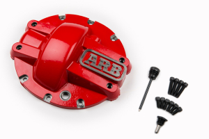ARB GM 10-Bolt Diff Cover Red (Part Number: )