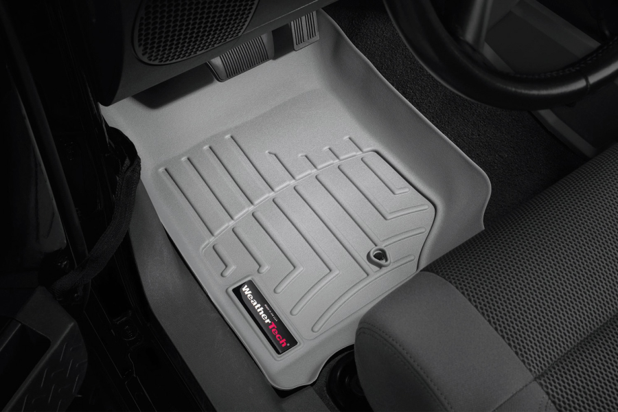 WeatherTech Front FloorLiner Grey (Part Number:461051)
