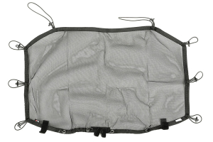 Rugged Ridge Hardtop Sun Shade, Black (Part Number: 13579.10)