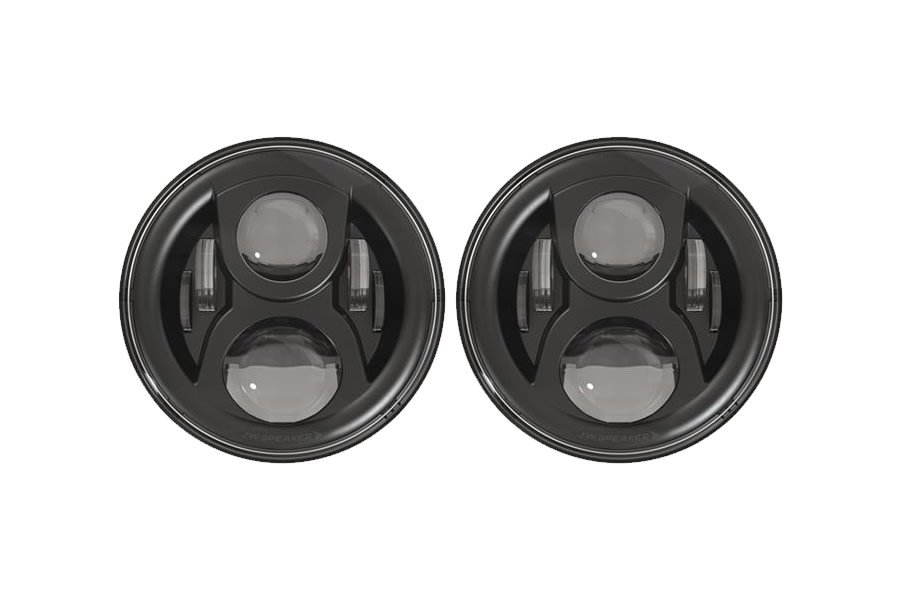 JW Speaker 8700 J Series Headlights - JK