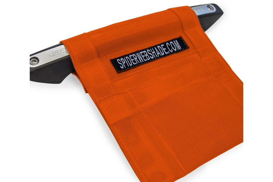 SpiderWebShade Grab Bag - Orange - JK/TJ/YJ
