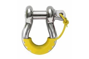 Daystar Locking D-Ring Isolators, Yellow