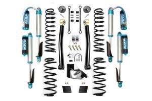 EVO Manufacturing 3.5in Enforcer Lift Kit w/King Shocks Stage 2 - JL