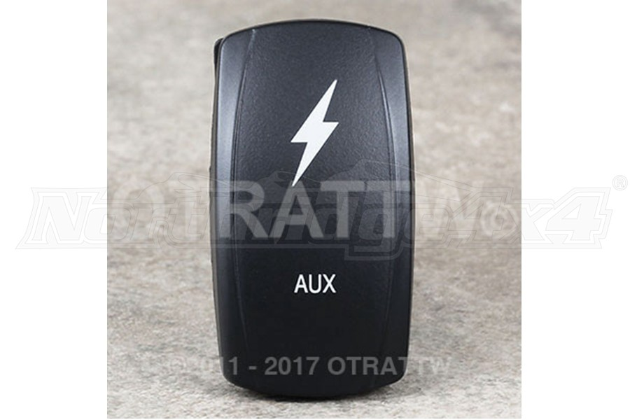 sPOD Aux Power Rocker Switch Cover