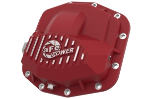 aFe Power Pro Series Front Dana M210 Differential Cover, Red  - JL/JT