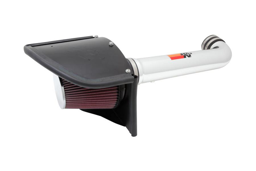 K & N Filters 77 Series High Flow Air Intake (Part Number:77-1566KP)